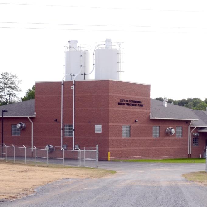 Columbiana Water Treatment Plant